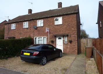 Thumbnail 2 bed property for sale in Lilac Road, Dogsthorpe, Peterborough