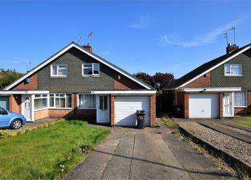 Thumbnail 2 bed semi-detached house for sale in Malpas Drive, Duston, Northampton