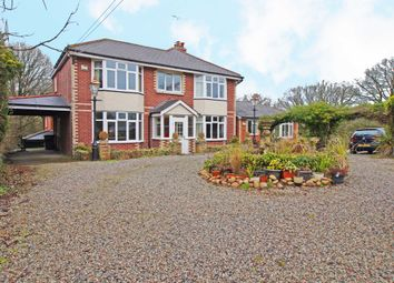 Thumbnail 4 bedroom detached house to rent in Tedburn St Mary, Nr Exeter