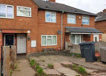 Thumbnail 2 bed terraced house to rent in Yarnfield Road, Tyseley, Birmingham