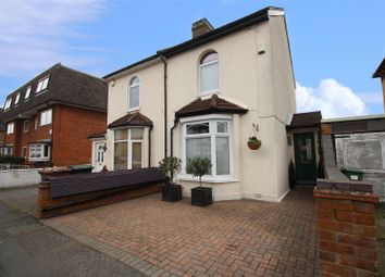 Thumbnail 3 bed semi-detached house for sale in Devonshire Road, Bexleyheath