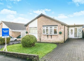 Thumbnail 3 bed bungalow for sale in Clwydian Park Avenue, St. Asaph, Denbighshire