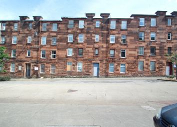 Thumbnail 1 bed flat for sale in 7, Robert Street, Flat 2-1, Port Glasgow PA145Nw
