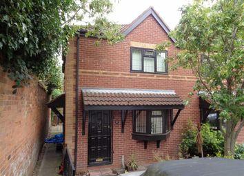 Thumbnail 1 bed flat for sale in The Cedars, Yardley, Birmingham