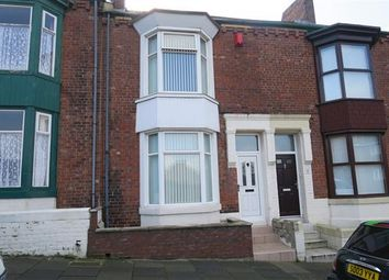 Thumbnail 3 bed terraced house for sale in Hunters Terrace, South Shields