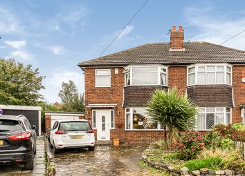 Thumbnail 3 bed semi-detached house for sale in Manston Avenue, Leeds, West Yorkshire