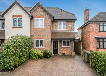 Thumbnail 4 bed semi-detached house for sale in Sawpit Hill, Hazlemere, High Wycombe