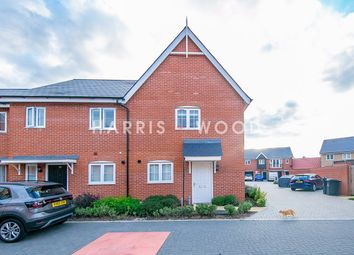 Summertime Drive, Colchester CO4. 3 bed semi-detached house