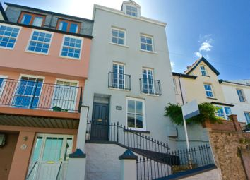 Thumbnail 4 bed terraced house for sale in Bay House, 29 South Ford Road, Dartmouth, Devon