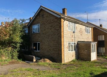 Thumbnail 2 bed semi-detached house for sale in Bretch Hill, Banbury
