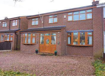 Thumbnail 4 bed semi-detached house for sale in Midland Road, Stockport