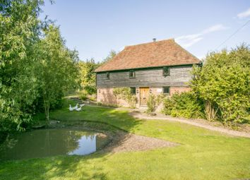 Thumbnail 3 bed barn conversion for sale in Birchetts Green Lane, Ticehurst, Wadhurst, East Sussex