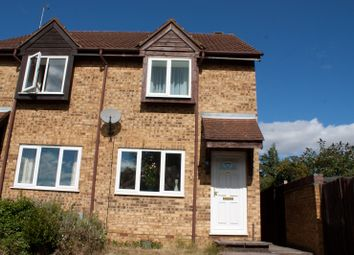 Thumbnail 2 bed end terrace house to rent in Ladywood Road, Hertford