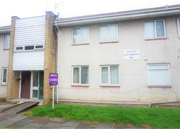 Thumbnail 2 bed flat for sale in Lanercost Park, Cramlington