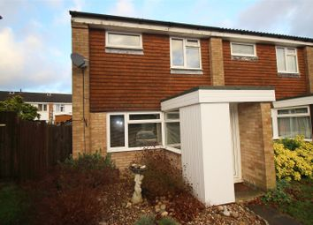 Thumbnail 3 bed end terrace house for sale in Holmcroft, Crawley