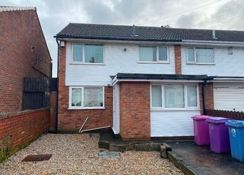 Thumbnail 3 bed semi-detached house to rent in Ashfield, Wavertree, Liverpool