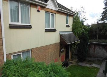 Thumbnail 2 bed end terrace house to rent in Pant Gwyn Close, Henllys, Cwmbran