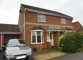 Thumbnail 2 bed property to rent in Creed Road, Oundle, Peterborough