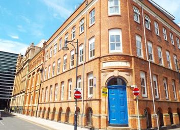 Thumbnail 2 bed flat for sale in Deuce House, 20 Wimbledon Street, Leicester, Leicestershire