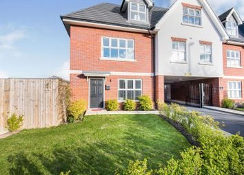 Thumbnail 1 bed maisonette for sale in 86 New Haw Road, Addlestone