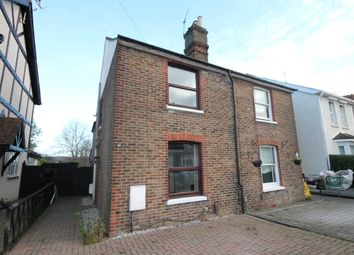 Albury Road, Merstham, Redhill, Surrey RH1. 4 bed semi-detached house for sale