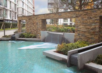 Thumbnail 2 bed flat to rent in Haydn Tower, Wandsworth Road, Nine Elms