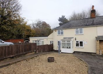 Thumbnail 2 bed semi-detached house for sale in Cricklade Road, Gorse Hill, Swindon, Wiltshire