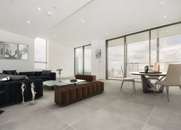 Thumbnail 1 bed flat for sale in One Crown Place, Wilson Street, London