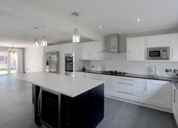 Thumbnail 5 bedroom detached house for sale in Carnoustie Drive, Macclesfield, Cheshire