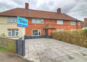3 bed terraced house for sale in Allendale Avenue, Aspley, Nottingham NG8