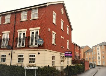 Thumbnail 3 bed semi-detached house for sale in Wilks Road, Grantham