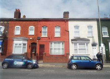 Thumbnail 4 bed terraced house for sale in Townsend Lane, Liverpool, Merseyside, England