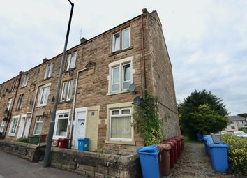 Thumbnail 1 bed flat for sale in 63 Union Road, Camelon, Falkirk