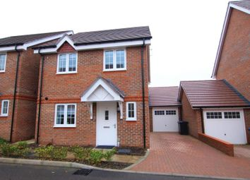 Thumbnail 4 bed detached house to rent in Jersey Close, Knaphill, Woking