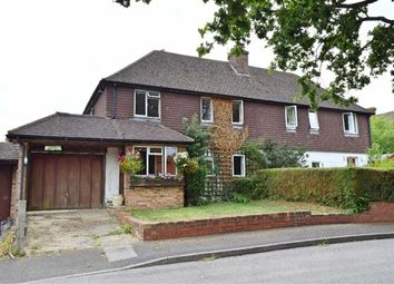Thumbnail 2 bed semi-detached house for sale in The Wickets, Weald, Sevenoaks