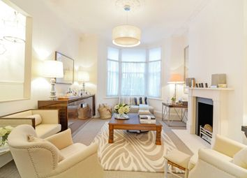 Thumbnail 5 bed terraced house for sale in Epirus Road, London, London