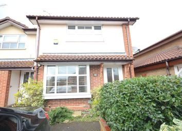 Thumbnail 2 bedroom end terrace house for sale in Sunderland Close, Woodley, Reading