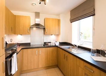 Thumbnail 1 bed flat to rent in Burey Court, Barnacre Road, Preston, Lancashire