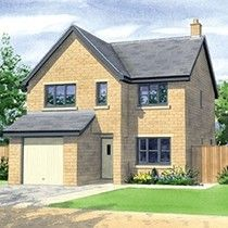 Thumbnail 4 bedroom detached house for sale in Manchester Road, Chapel-En-Le-Frith, Derbyshire