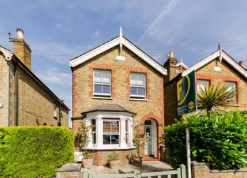 Thumbnail 4 bed detached house for sale in Canbury Avenue, North Kingston