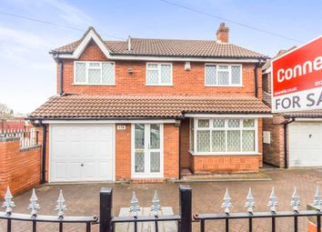 Thumbnail 3 bed detached house for sale in Dangerfield Lane, Darlaston, Wednesbury
