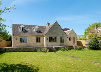 Thumbnail 4 bedroom detached house for sale in Maugersbury Park, Stow On The Wold, Cheltenham, Gloucestershire