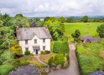 Thumbnail 5 bed detached house for sale in Dobwalls, Liskeard