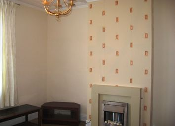 Thumbnail 2 bed terraced house to rent in Harcourt Street, Derby