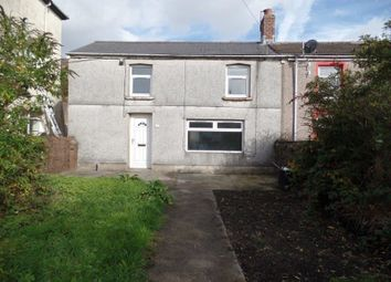 Thumbnail 3 bed end terrace house for sale in High Street, Rhymney, Tredegar