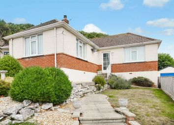 Thumbnail 2 bed detached bungalow for sale in St. Helier Avenue, Weymouth
