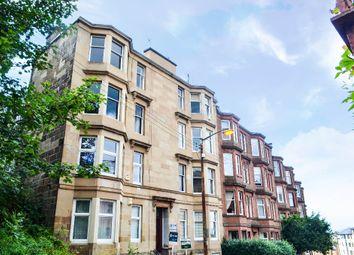 Thumbnail 1 bed flat for sale in Oban Drive, Flat 2/2, North Kelvinside, Glasgow
