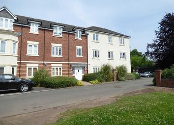 Thumbnail 2 bed flat for sale in Hollins Drive, Stafford