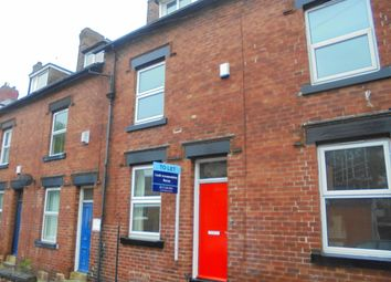 Thumbnail 5 bed terraced house to rent in Claremont Avenue, Leeds