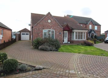 Thumbnail 3 bed detached bungalow for sale in Hawthorn Croft, Misterton, Doncaster